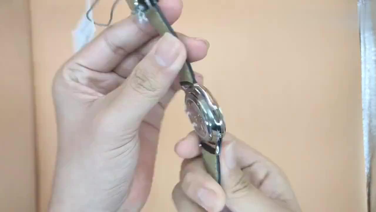 上手实拍广州产积家月相大师腕表做工精细简直爱了