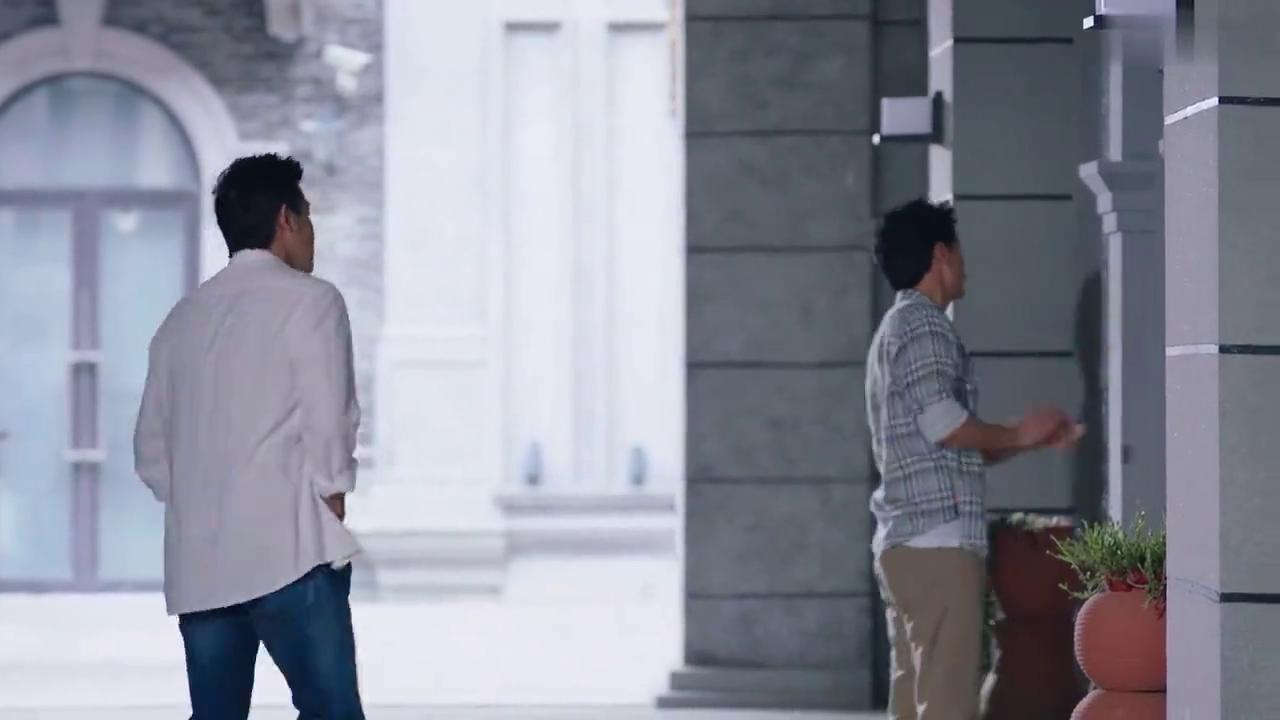 盲约:杨硕误以为找夏天的男子是骗子,谁知夏天的一句爸,吓呆了