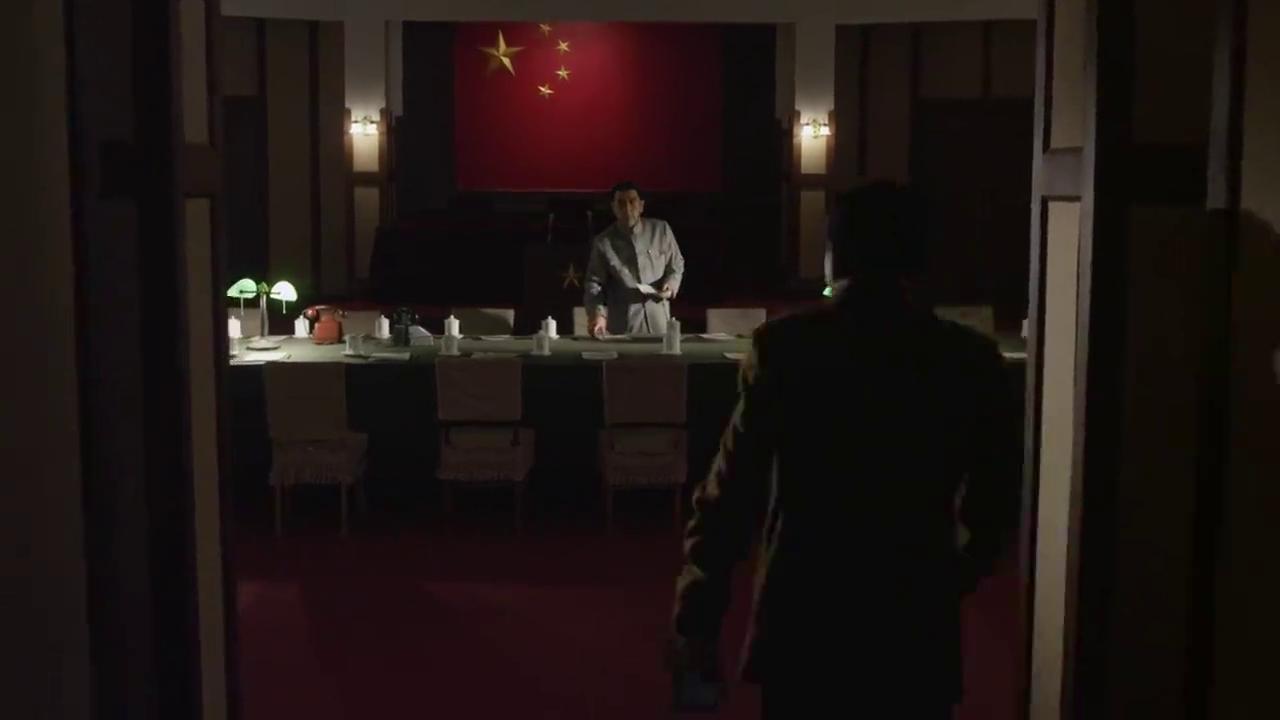 海棠依旧:板门店和谈开始!蒋校长一句话说出对党国的影响力!