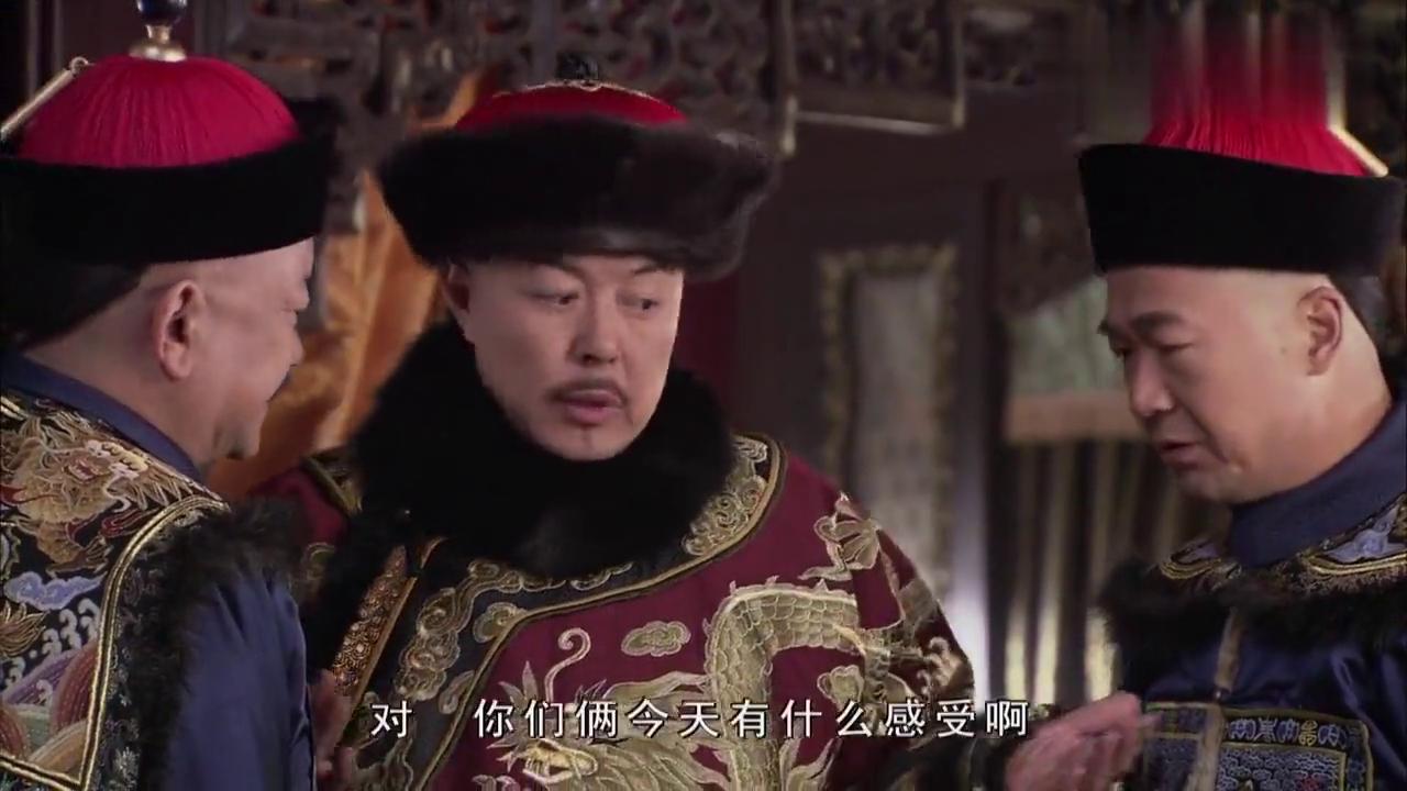 铁齿铜牙纪晓岚4:和珅纪晓岚友谊的小船,面对皇上说翻就翻啊