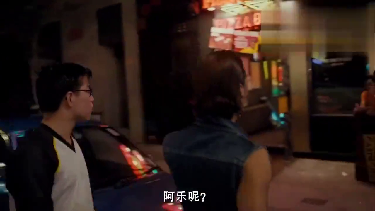 古惑仔:陈浩南被人当面diss,我寻思着,你不知道湾仔谁最大