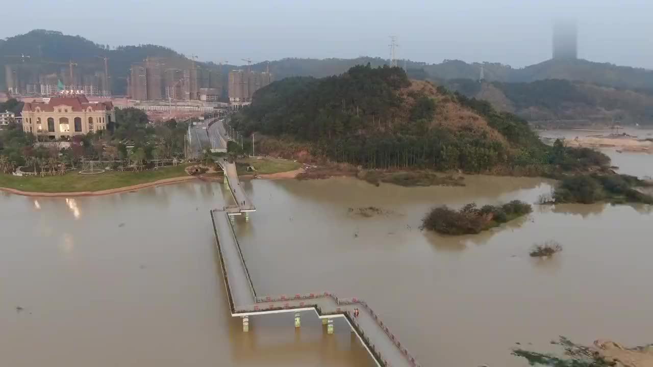 梧州恒大养生谷就在广西梧州苍海国家湿地公园边值得投资吗