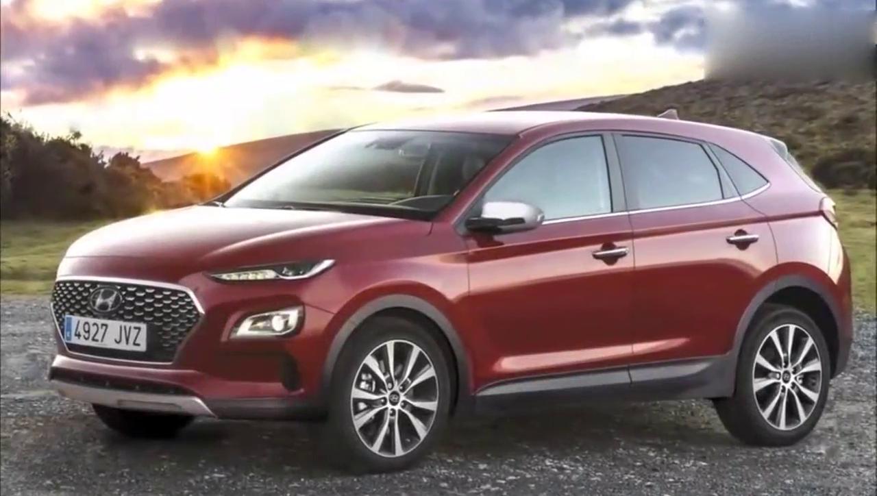视频:全新小型SUV,现代Kona即将发布上市