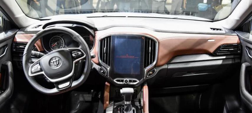 这款SUV:比哈弗H6耐看,搭载1.5T发动机,不足9万