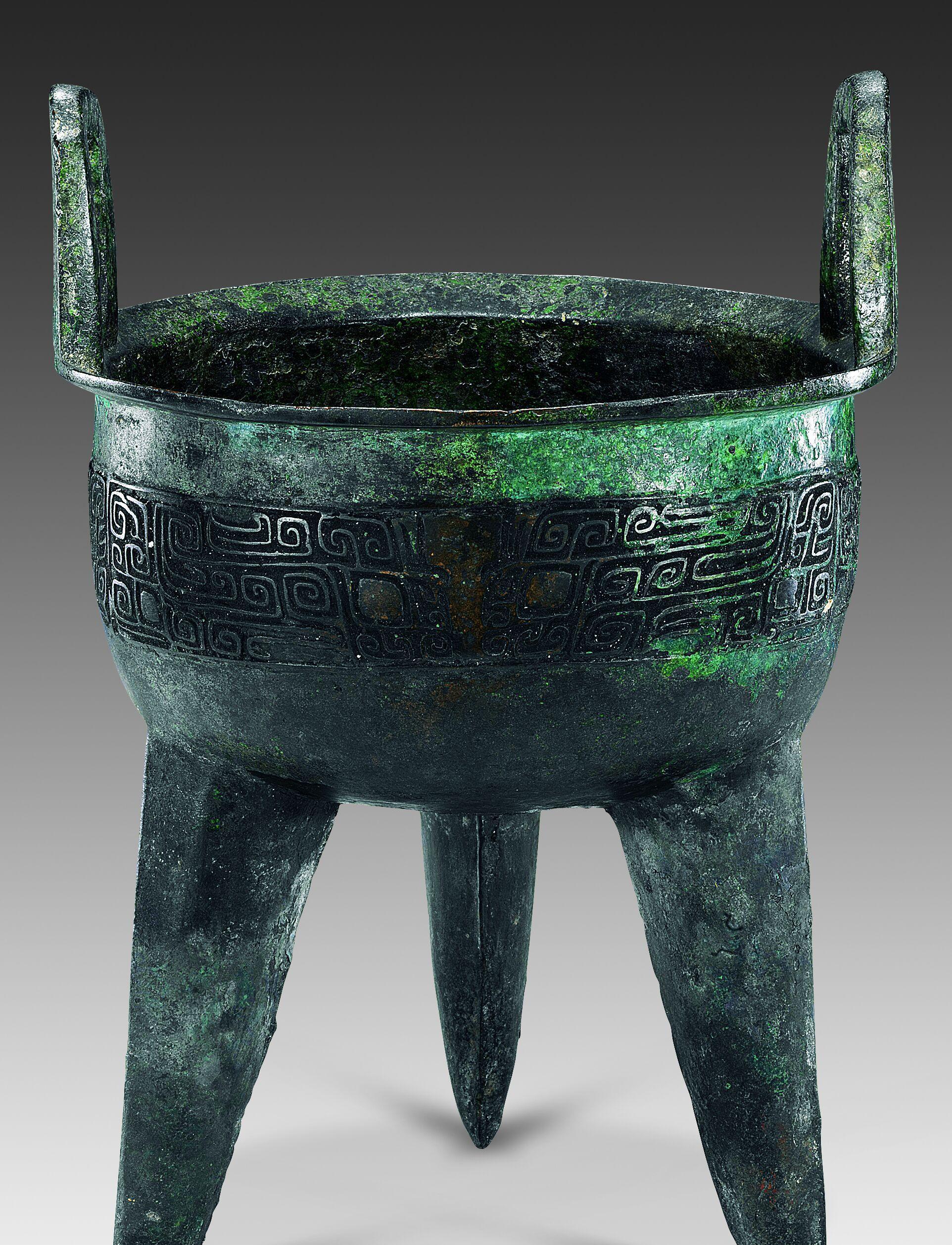 其金孔吉:商周青铜器艺术展中的绝美青铜器