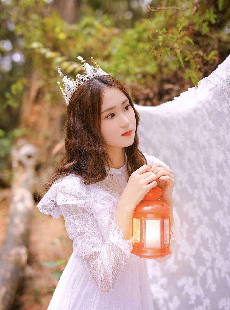唯美人像摄影:白雪公主,你是最美丽的女孩!