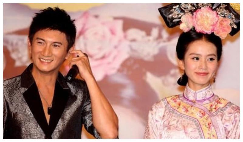 刘诗诗和吴奇隆的前妻马舒雅对比,网友们:俩人差距太大了