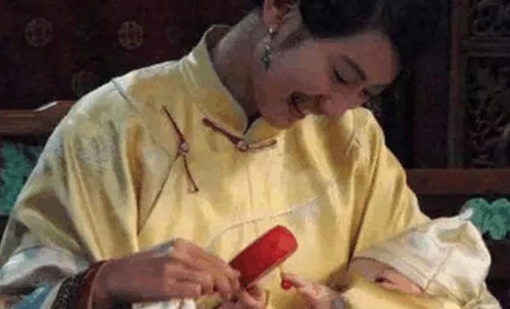 为何古代大户人家都要雇奶娘,而不是自己亲喂?