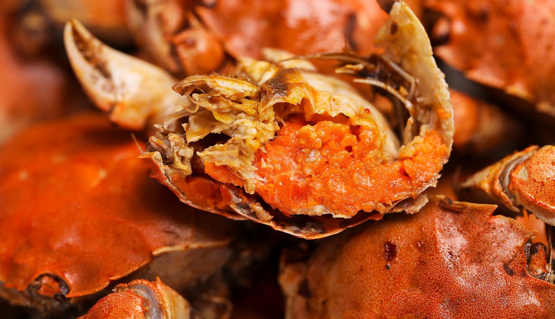 孕妇就馋螃蟹怎么办?孕期吃螃蟹,这几个注意事项要放在心上