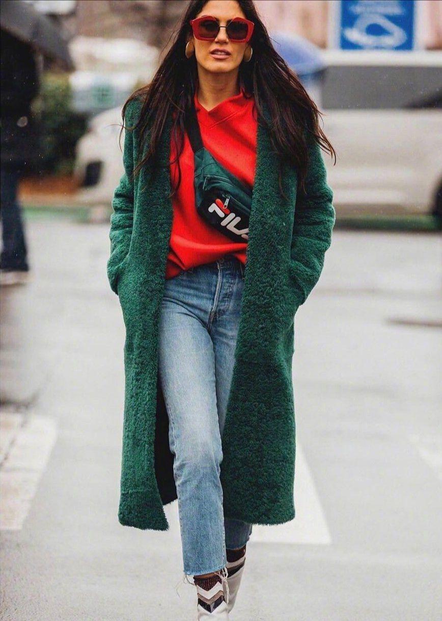 让街头时尚走进圣诞节