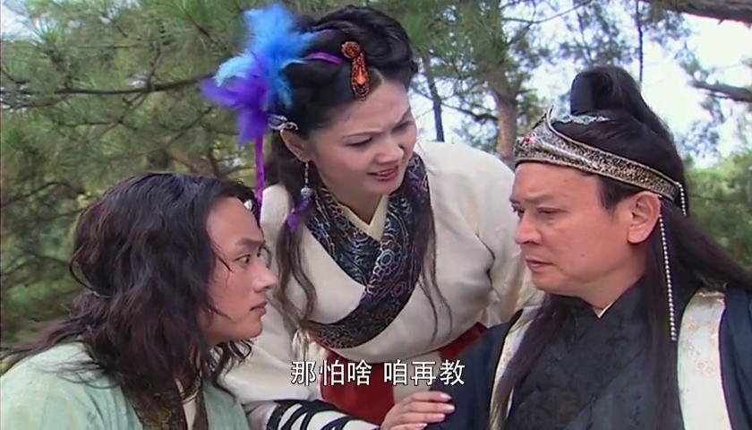 石破天剑法漏洞百出,但他内力异常深厚,石清夫妇决定亲自教他