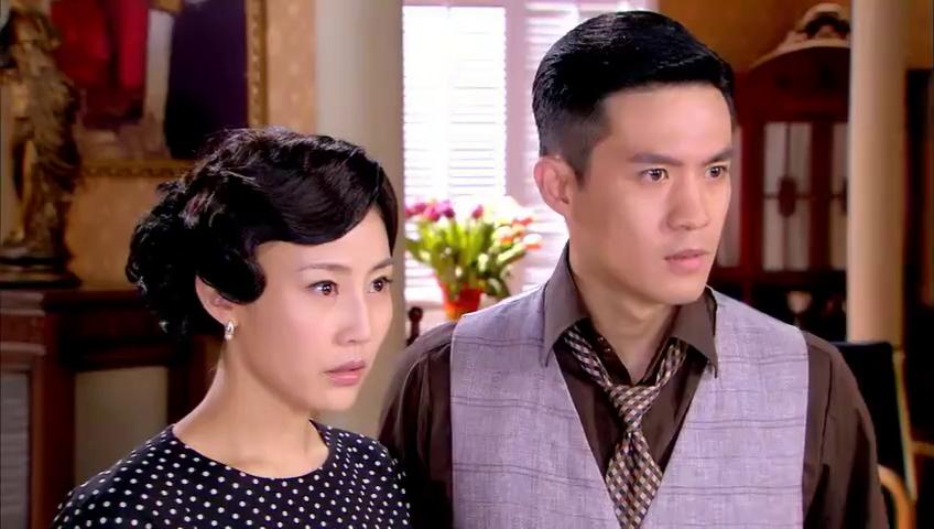 毓婉变富婆回归杜家,直接甩钱让杜家二房滚出上海,真霸气