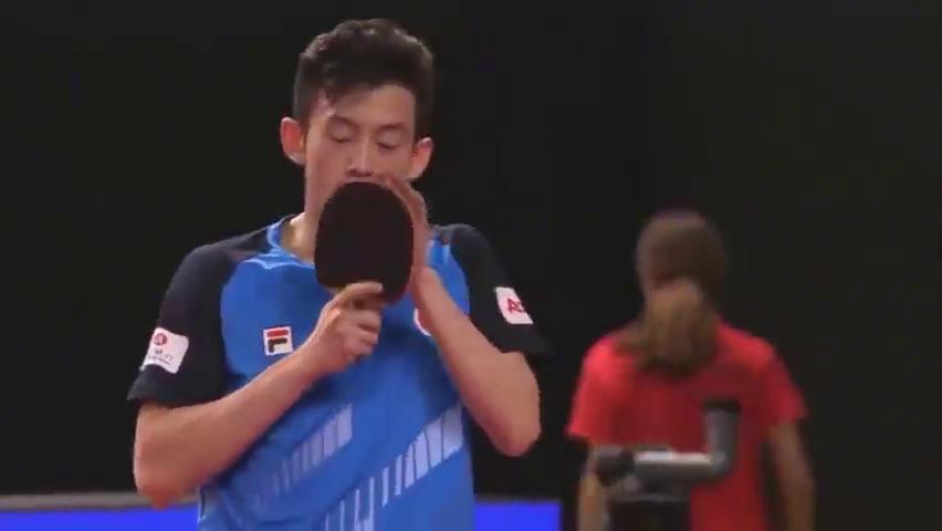 香港男团战胜捷克夺得最后一张奥运会门票!黄镇廷决胜局状态回勇