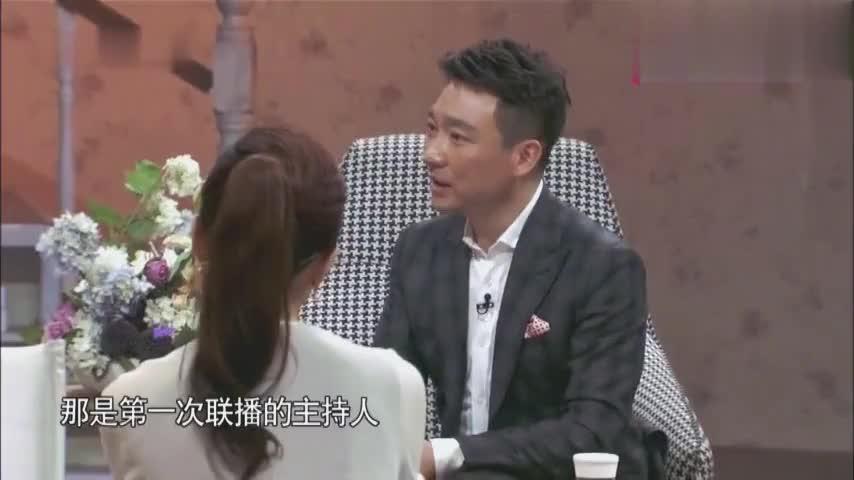 康辉回忆元旦联播拜年,为加入拜年手势反复研究拜年手势,求证!