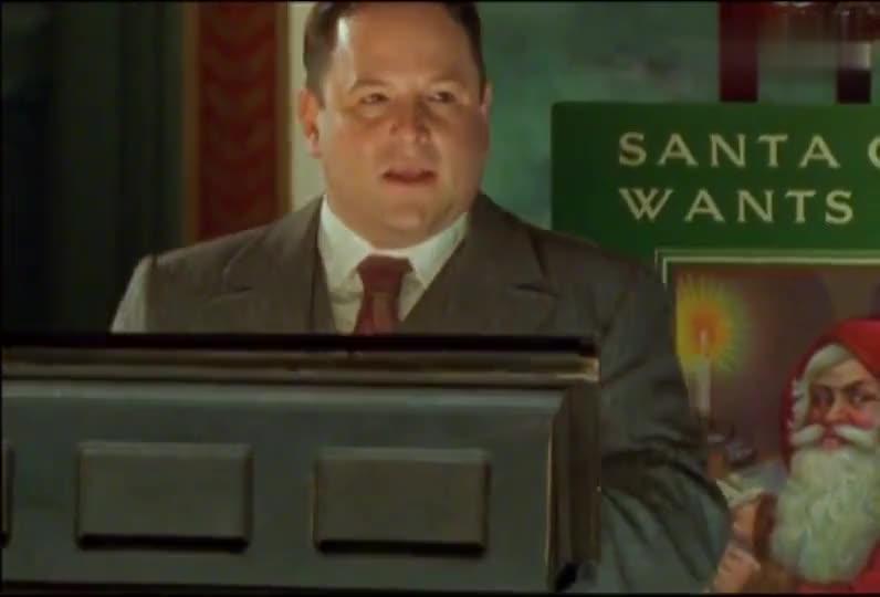 吉尔伯特通过演讲,发动玩具商取消圣诞节,他会成功吗
