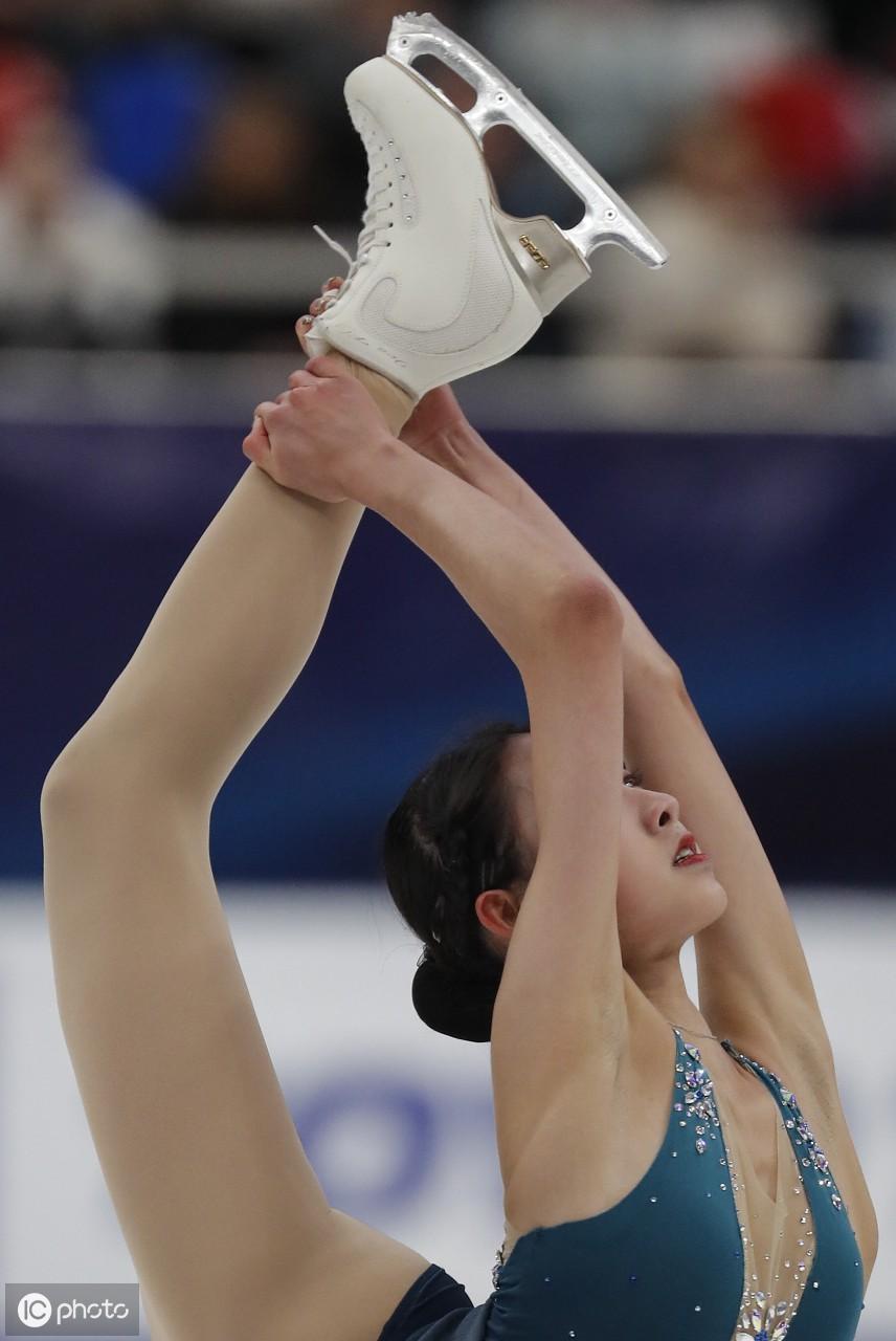 2019俄罗斯花样滑冰ISU大奖赛集锦