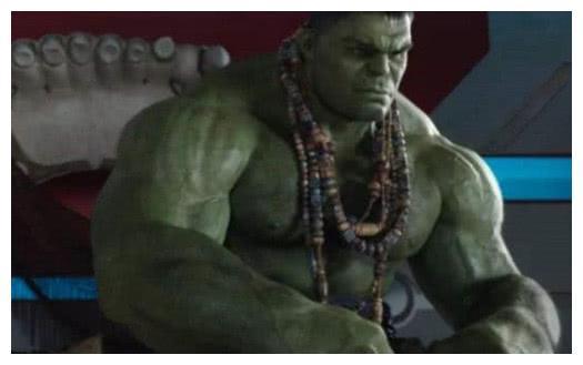 《复仇者联盟4》不少搞笑的亮点,浩克占一个,雷神大胖子!