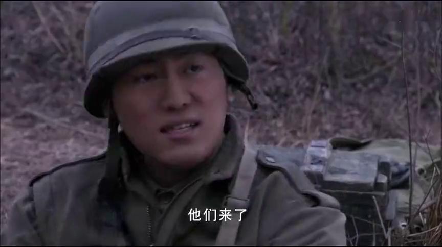 鬼子发动反扑,国军特战部队火力全开狠狠招呼,过瘾