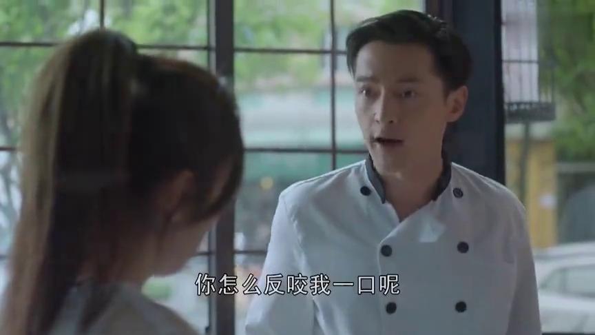 大好时光:胡歌超有男友力,王晓晨却吐槽:吃我豆腐就想跑吗?