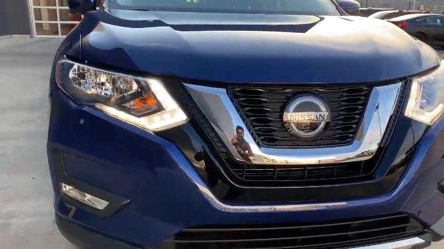 视频:中级SUV中最喜欢的就是它!2019款日产奇骏,外观和内饰详拍