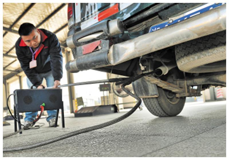 汽车尾气检测不通过?车主:车没问题,油也是好的,为啥不达标?