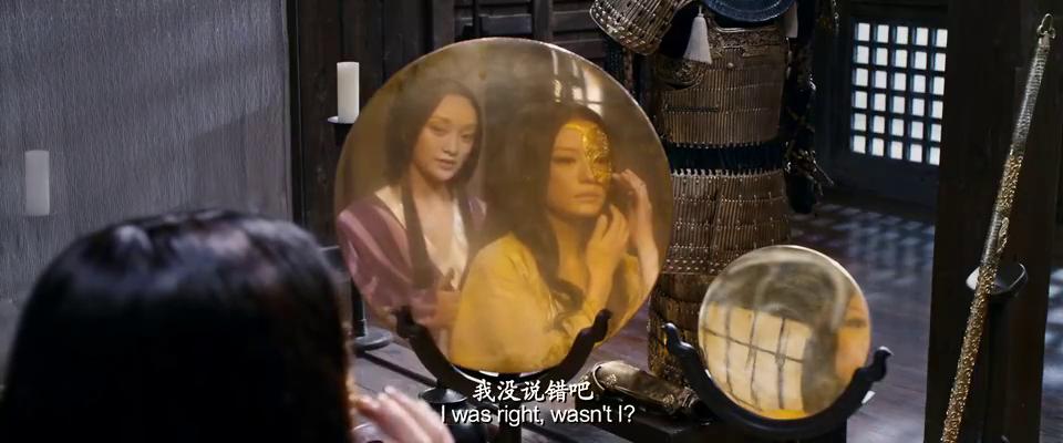 画皮:靖公主嫉妒狐妖的脸,划破她的脸,不料立马恢复,公主慌了