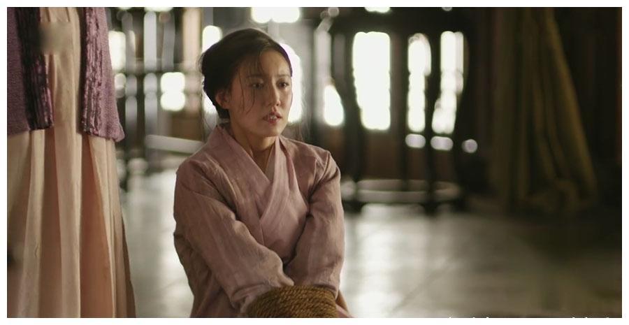"""""""林小娘""""被绑,赵丽颖也一样,四位女星只能救一个,选谁?"""