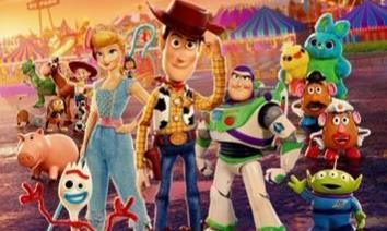 胡迪巴斯光年爆笑登场动漫电影《玩具总动员4》登陆乐视超级电视