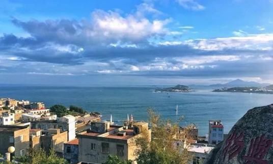 漳州周边旅游:东山岛,火山岛,镇海角,漳州云水谣