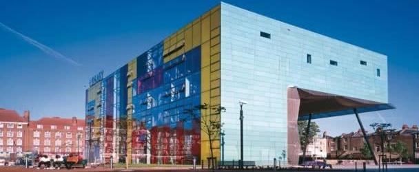 本世纪最好的15大建筑,中国高校也有上榜!
