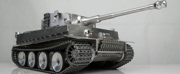 解密虎式坦克各种细节,太震撼了