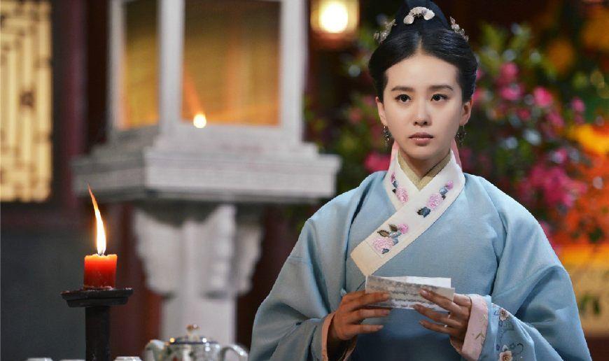 《女医明妃传》刘诗诗的8套衣服,图3可爱,图5最丑,图8霸气迷人