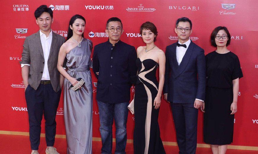 上海电影节闭幕,马伊琍、杜鹃、克拉拉、马苏等众女星争艳亮相