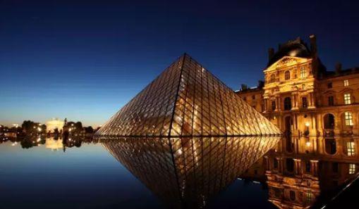 旅游:卢浮宫,举世闻名的艺术宫殿