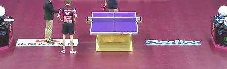男单第3轮_皮切福德VS朱世赫_2015苏州世乒赛