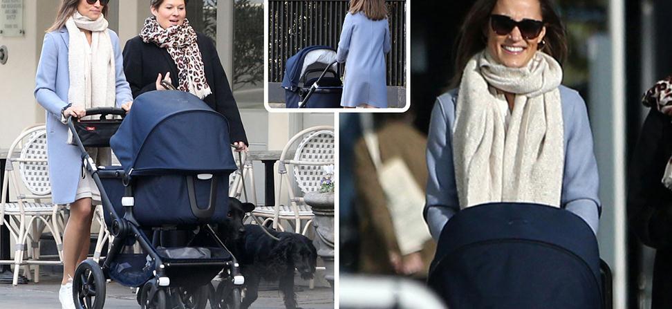 凯特王妃妹妹、亿万富豪的妻子,穿衣低调却很有范儿,端庄又大气