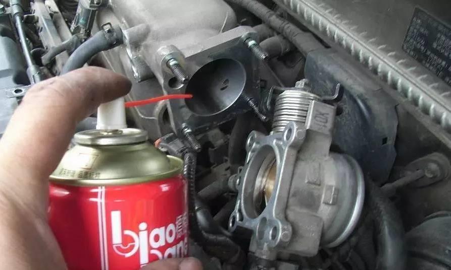 汽车节气门保养!你学会了吗?