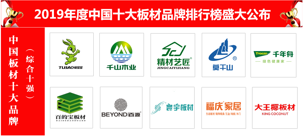 环保板材排行榜_2020中国十大环保板材品牌排名正式公布