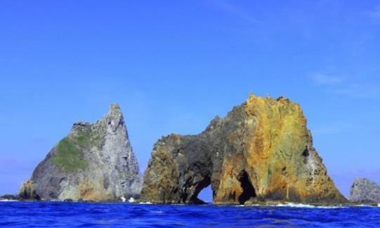 世界上最危险的岛屿,形状比金字塔还尖,而至今无人能登陆岛屿