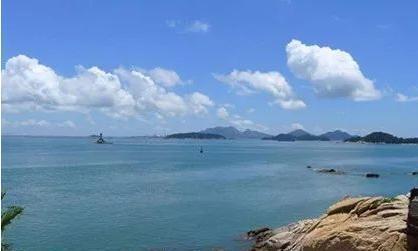 漳州周边旅游:东山岛,云水谣,三平,云洞岩
