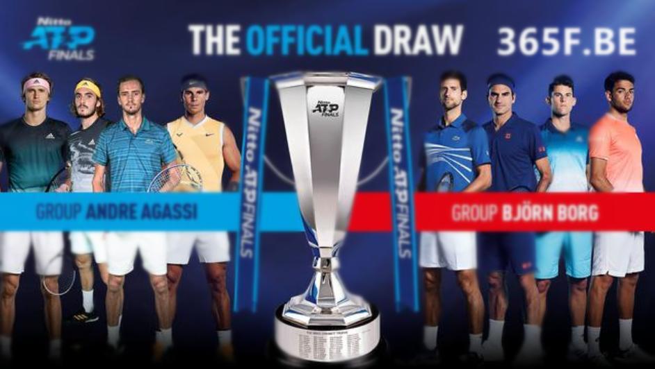 必赢体育:ATP总决赛解签-德约费德勒厮杀 纳达尔连遇三新星