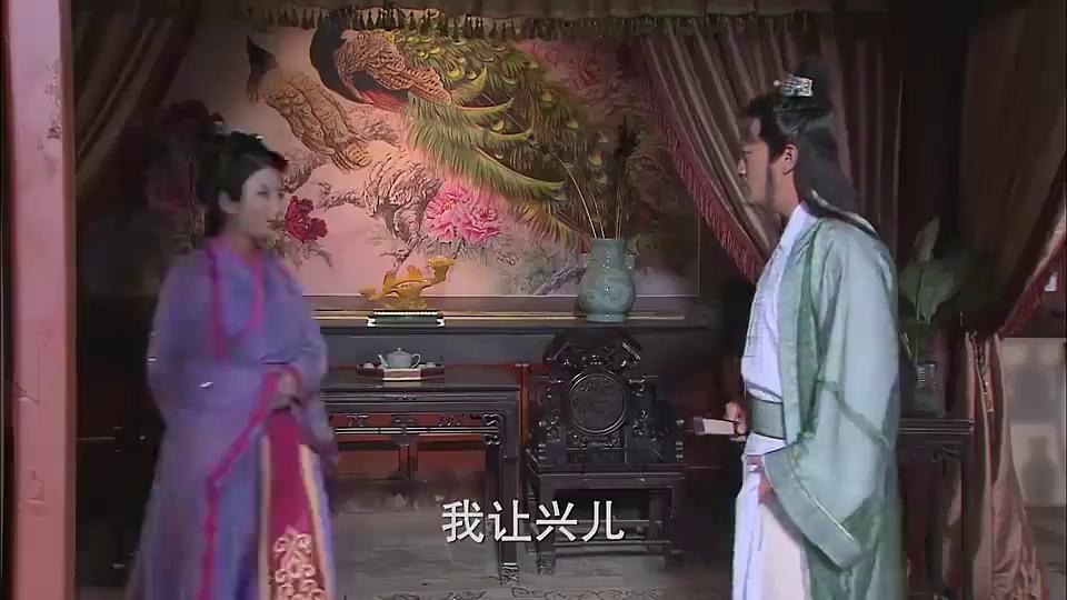 西门庆家里有这么漂亮的一个老婆,却还要去找潘金莲,真是嫌命长