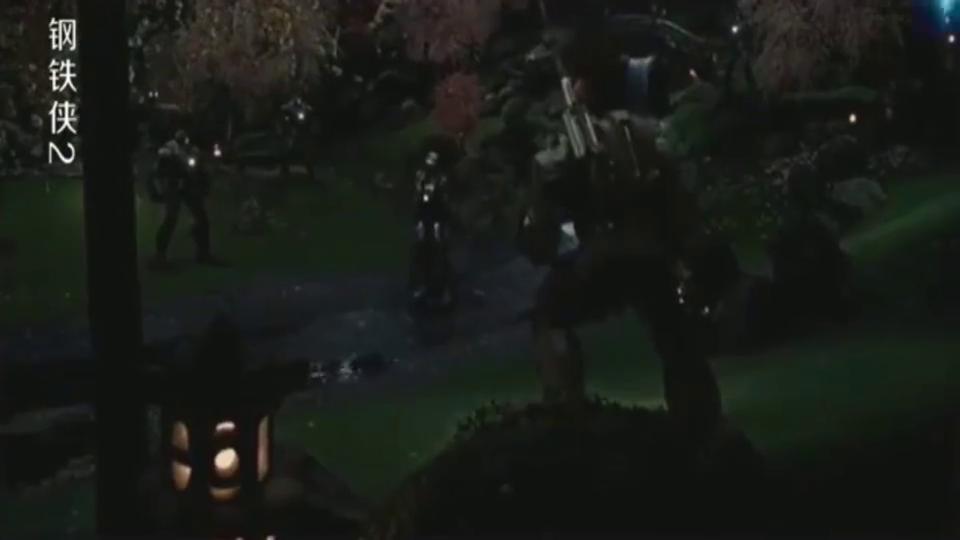 漫威系列:钢铁侠大展身手,还觉得战斗结束得太快了