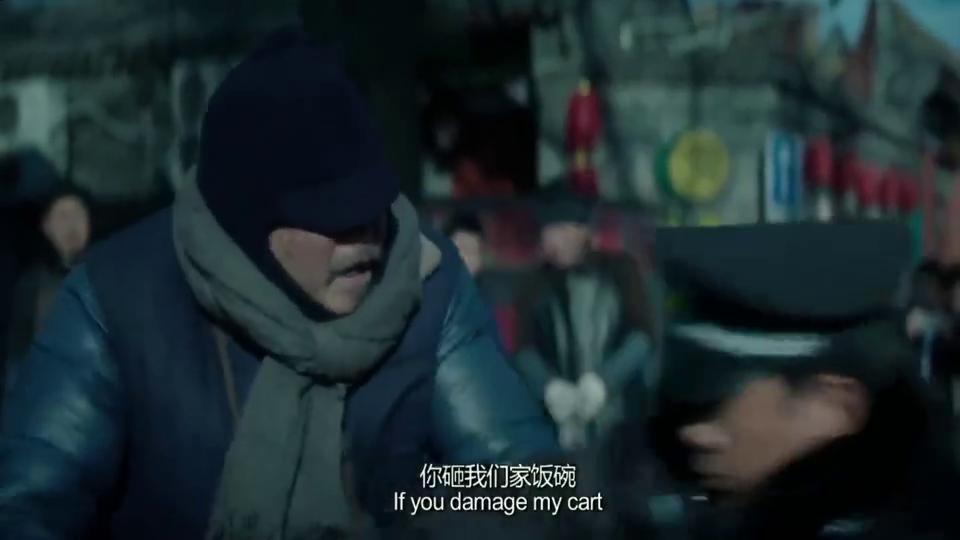 冯小刚教张译做人,能不动手儿,也忍忍,别欺负老实人!