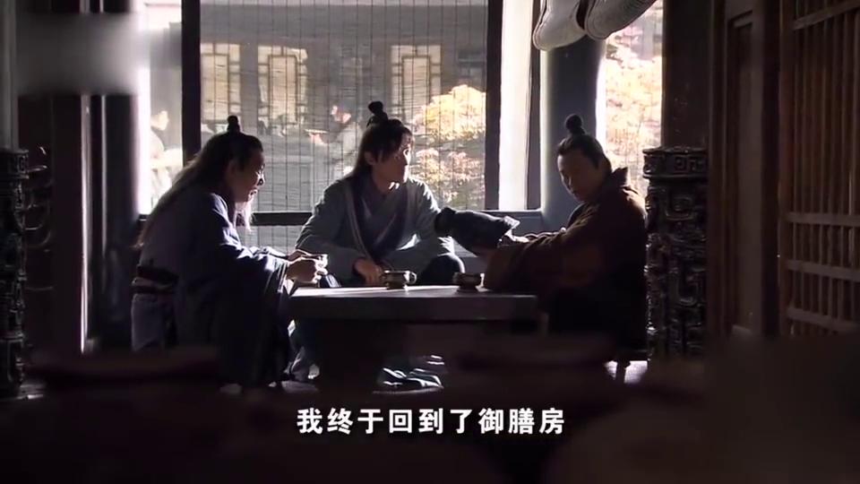 神话:小川和高要聚首,知道害他们的是刘邦,小川却不愿相信