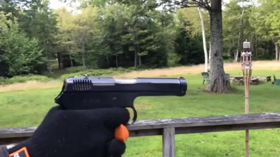 存量稀少枪械收藏家的心头肉捷克CZ38手枪