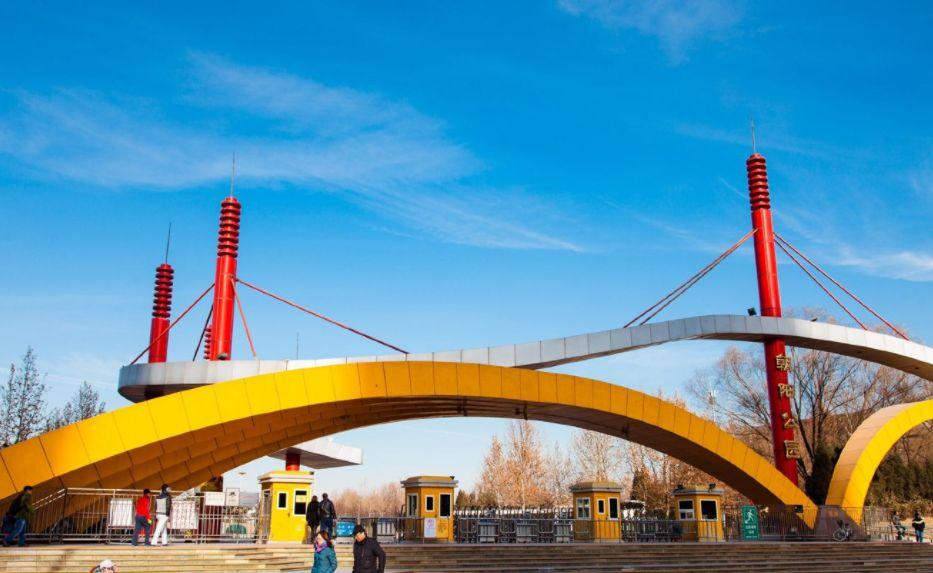 北京最大城市公园之一,踏青野餐、拍婚纱照、亲子游玩的好去处!