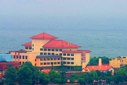 风景依山傍海,环境幽雅——青岛八大关风景区