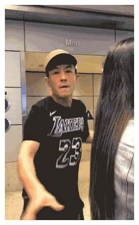 """网红挑战陈冠希?""""我孩子在,你不要搞。""""他十万粉丝就飘了"""
