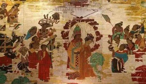文成公主嫁给松赞干布后,在西藏生活了30年,日子过得怎么样?